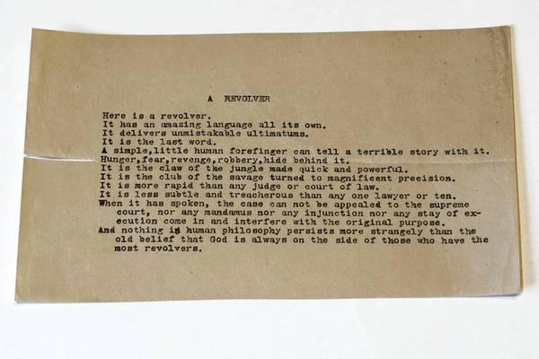 CT  met-sandberg-poem 0120 mh